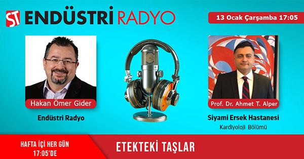 Siyami Ersek Hastanesi Kardiyoloji Bölümünden Prof. Dr. Ahmet Taha Alper: Duygular Ve Kalbimiz