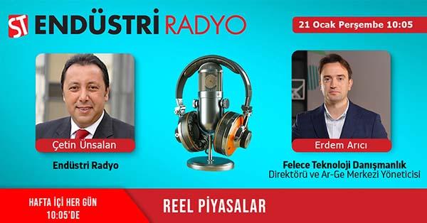 Felece Teknoloji Danışmanlık Direktörü Ve Ar-Ge Merkezi Yöneticisi Erdem Arıcı: Anadolu'da Ar-Ge Merkezlerinin önü Nasıl Açılacak?