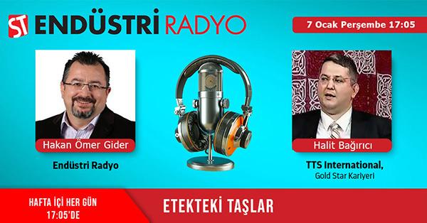 TTS International, Gold Star Kariyeri Halit Bağırıcı: Hayal Hedef Bedel