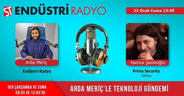 Privia Security CDO'su Hamza Şamlıoğlu: Mesajlaşma Uygulamalarındaki Gizlilik Ve Güvenlik Arasındaki Önemli Fark