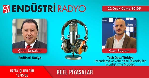 Tech Data Türkiye Pazarlama Ve Yeni Nesil Teknolojiler İş Geliştirme Müdürü Kaan Bayram: Nextperience Demo Merkezi