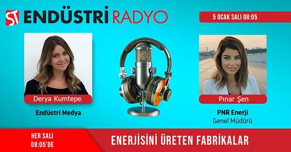 PNR Enerji Genel Müdürü Pınar Şen: Çatı Sektöründe Hayata Geçirilen Uygulama örnekleri