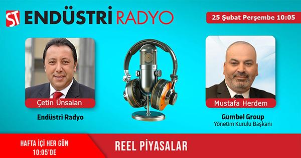 Gumbel Group Yönetim Kurulu Başkanı Mustafa Herdem: Yenilenebilir Enerji Ve Elektriğe çevrimine Ait Detaylar