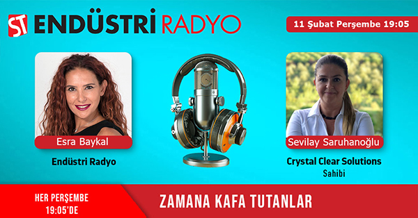 Crystal Clear Solutions Sahibi Sevilay Saruhanoğlu: Markalaşmada Araştırma Ve Strateji Belirleme