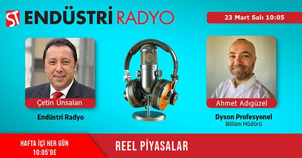 Dyson Profesyonel Bölüm Müdürü Ahmet Adıgüzel: El Kurutma Teknolojileri
