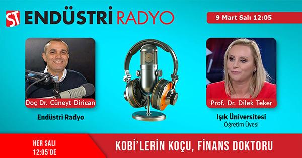 Işık Üniversitesi Öğretim Üyesi Prof. Dr. Dilek Teker: Pandemi öncesi Ve Sonrasında Piyasalar