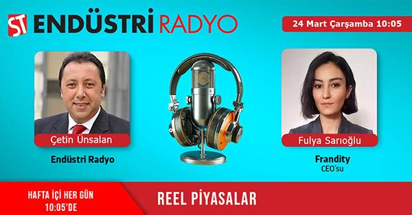 Frandity CEO'su Fulya Sarıoğlu: Dünyada Değişen Eğilimler Neler?