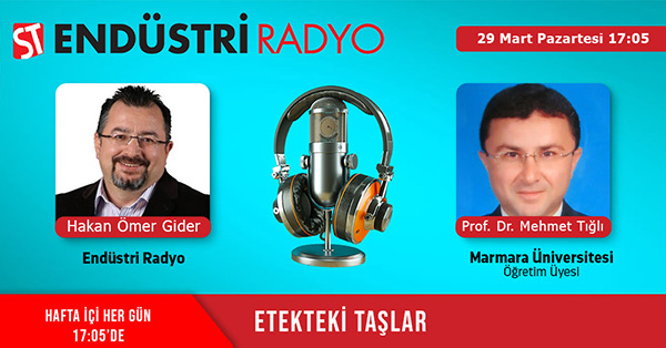 Marmara Üniversitesi Öğretim Üyesi Prof. Dr. Mehmet Tığlı: Pandemi, Pazarlama, Sanat