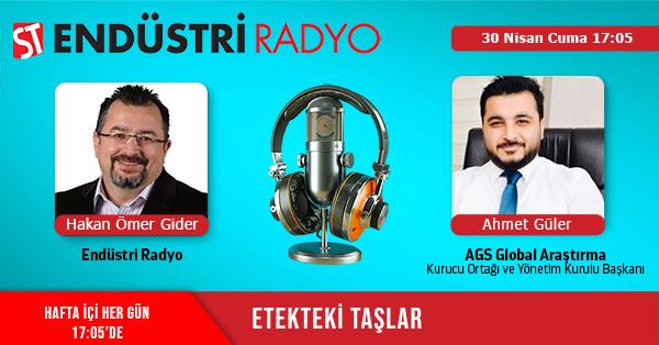 AGS Global Araştırma Kurucu Ortağı Ve Yönetim Kurulu Başkanı Ahmet Güler: Pazar Araştırmaları, Araştırmaların Önemi, Turquality Kapsamında Araştırmalar