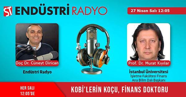 İstanbul Üniversitesi İşletme Fakültesi Finans Ana Bilim Dalı Başkanı Prof. Dr. Murat Kıyılar: Kripto Para Ve Finans Sektöründe Son Durum