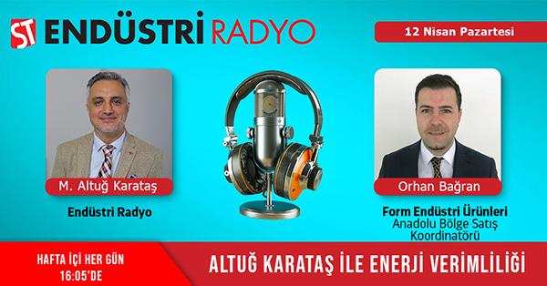 Form Endüstri Ürünleri Anadolu Bölge Satış Koordinatörü Orhan Bağran: İklimlendirme Sektöründe 55 Yıllık Bir Deneyime Sahibiz