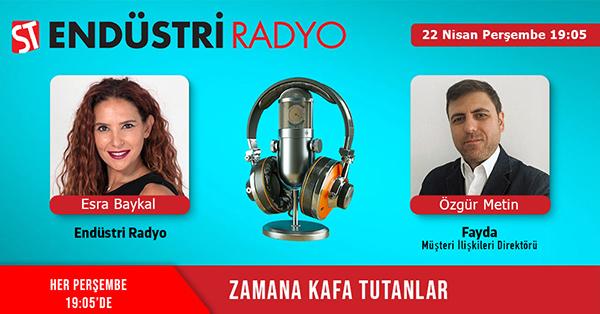 Fayda Müşteri İlişkileri Direktörü Özgür Metin: Seçim Kampanyası Analizi