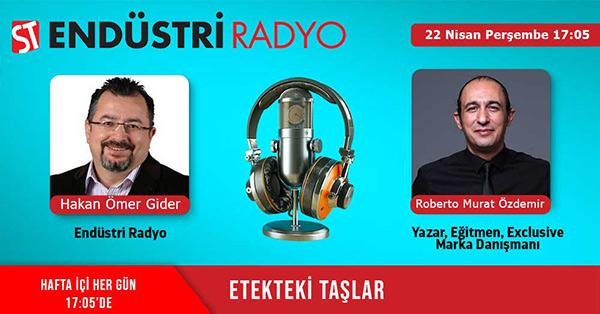 Yazar, Eğitmen, Exclusive Marka Danışmanı Roberto Murat Özdemir: Exclusive Marka Nasıl Yönetilmeli?