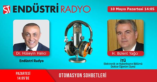 İTÜ Elektronik Ve Haberleşme Bölümü Doktor Öğretim Üyesi H. Bülent Yağcı: Üniversite & Sanayi İşbirliği