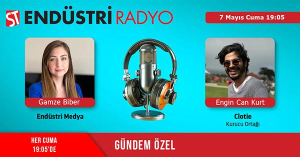 Clotie Kurucu Ortağı Engin Can Kurt: Türkiye'de E-ticaret