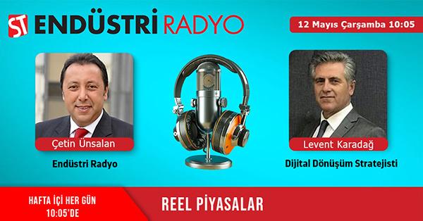 Dijital Dönüşüm Stratejisti Levent Karadağ: Dijital Ekonomi