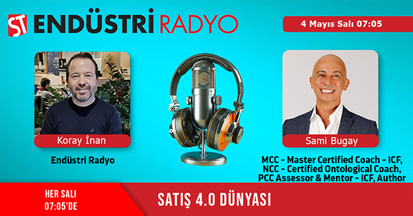 MCC – Master Certified Coach – ICF, NCC – Certified Ontological Coach, PCC Assessor & Mentor – ICF, Author Sami Bugay: Pandemi Sürecinde Takım Olmak