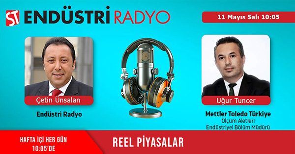 Mettler Toledo Türkiye Ölçüm Aletleri Endüstriyel Bölüm Müdürü Uğur Tuncer: Etkin Veri Kullanımı Için Doğru ölçümün önemi