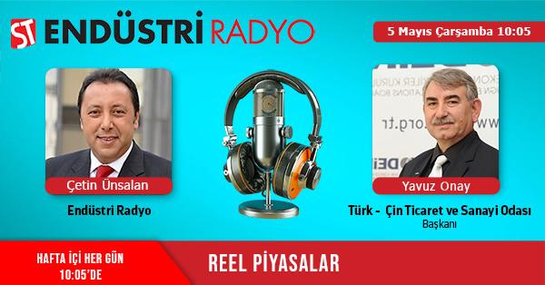 Türk – Çin Ticaret Ve Sanayi Odası Başkanı Yavuz Onay: Çin'in Teknolojik Yatırımları