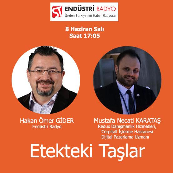 Redux Danışmanlık Hizmetleri, Corpitall İşletme Hastanesi Dijital Pazarlama Uzmanı Mustafa Necati Karataş: Orkestra Şefliği Modeliyle Yönetim