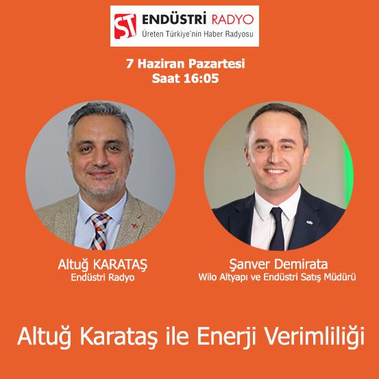 Wilo Altyapı Ve Endüstri Satış Müdürü Şanver Demirata: Akışkanlar Mekaniği Ve Pompalar