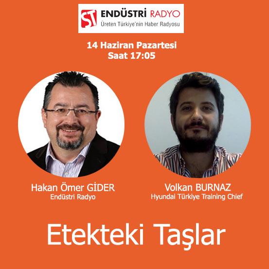 Hyundai Türkiye Training Chief Volkan Burnaz: Uzaktan Eğitimde Başarı İpuçları