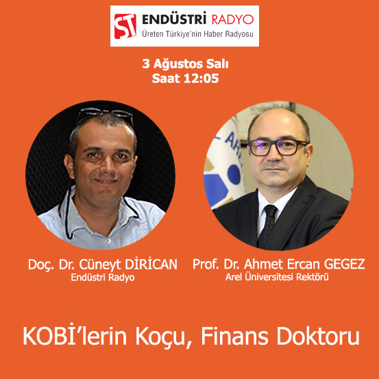 Arel Üniversitesi Rektörü Prof. Dr. Ahmet Ercan Gegez: İş Dünyasına Yönelik Merkezlerimizle Inovasyonları Ve Girişimleri Destekliyoruz