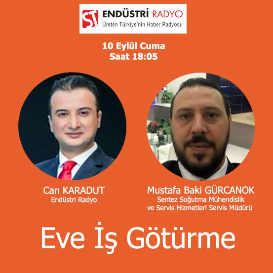 Sentez Soğutma Mühendislik Ve Servis Hizmetleri Servis Müdürü Mustafa Baki Gürcanok: Soğutma Sistemleri