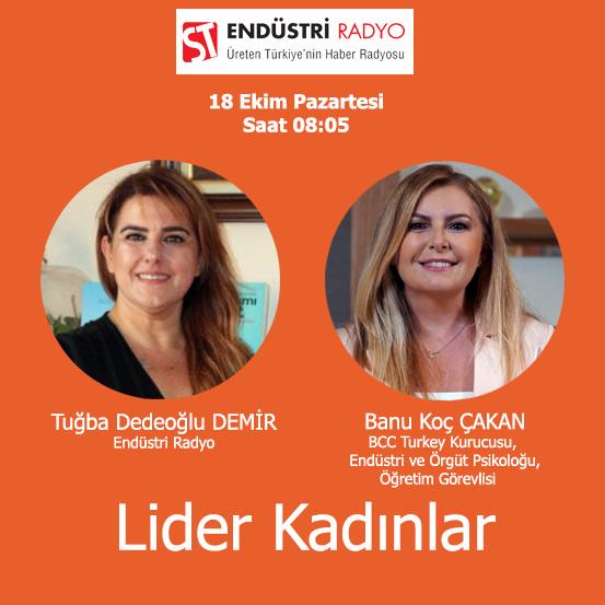 BCC Turkey Kurucusu, Endüstri Ve Örgüt Psikoloğu, Öğretim Görevlisi Banu Koç Çakan: Endüstri Ve Örgüt Psikoloğu Nedir?