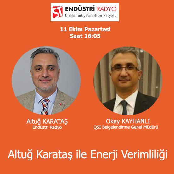 QSI Belgelendirme Genel Müdürü Okay Kayhanlı: Enerji Sektöründe Son Gelişmeler