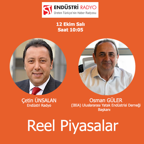 (IBIA) Uluslararası Yatak Endüstrisi Derneği Başkanı Osman Güler: Türkiye Yatak Endüstrisi Ve Yan Sanayinin Durumu