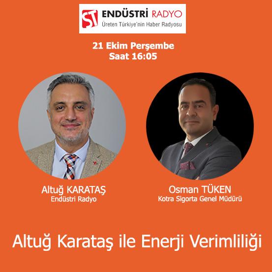 Kotra Sigorta Genel Müdürü Osman Tüken: Sigortacılık Sektörü
