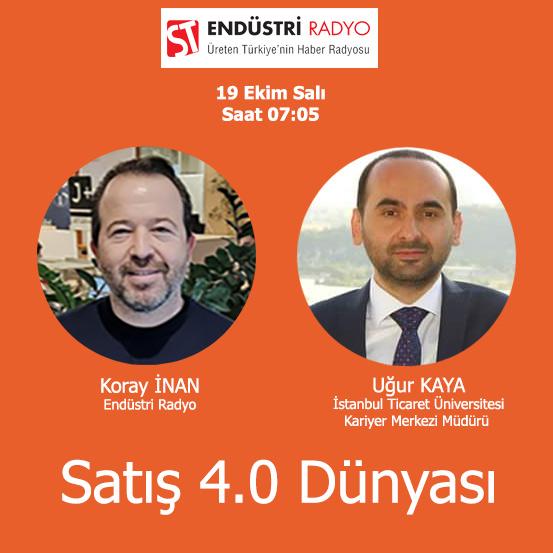 İstanbul Ticaret Üniversitesi Kariyer Merkezi Müdürü Uğur Kaya: İş Yaşamına Hazır Mısınız?